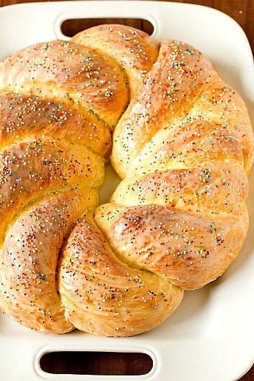 Italian Easter Bread  Italian Easter Bread Recipe