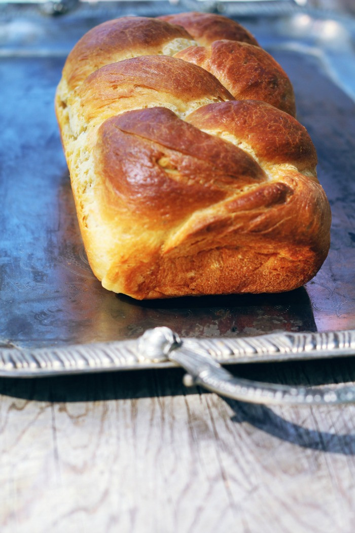 Italian Easter Bread With Meat And Cheese  Crescia al Formaggio Italian Easter Cheese Bread