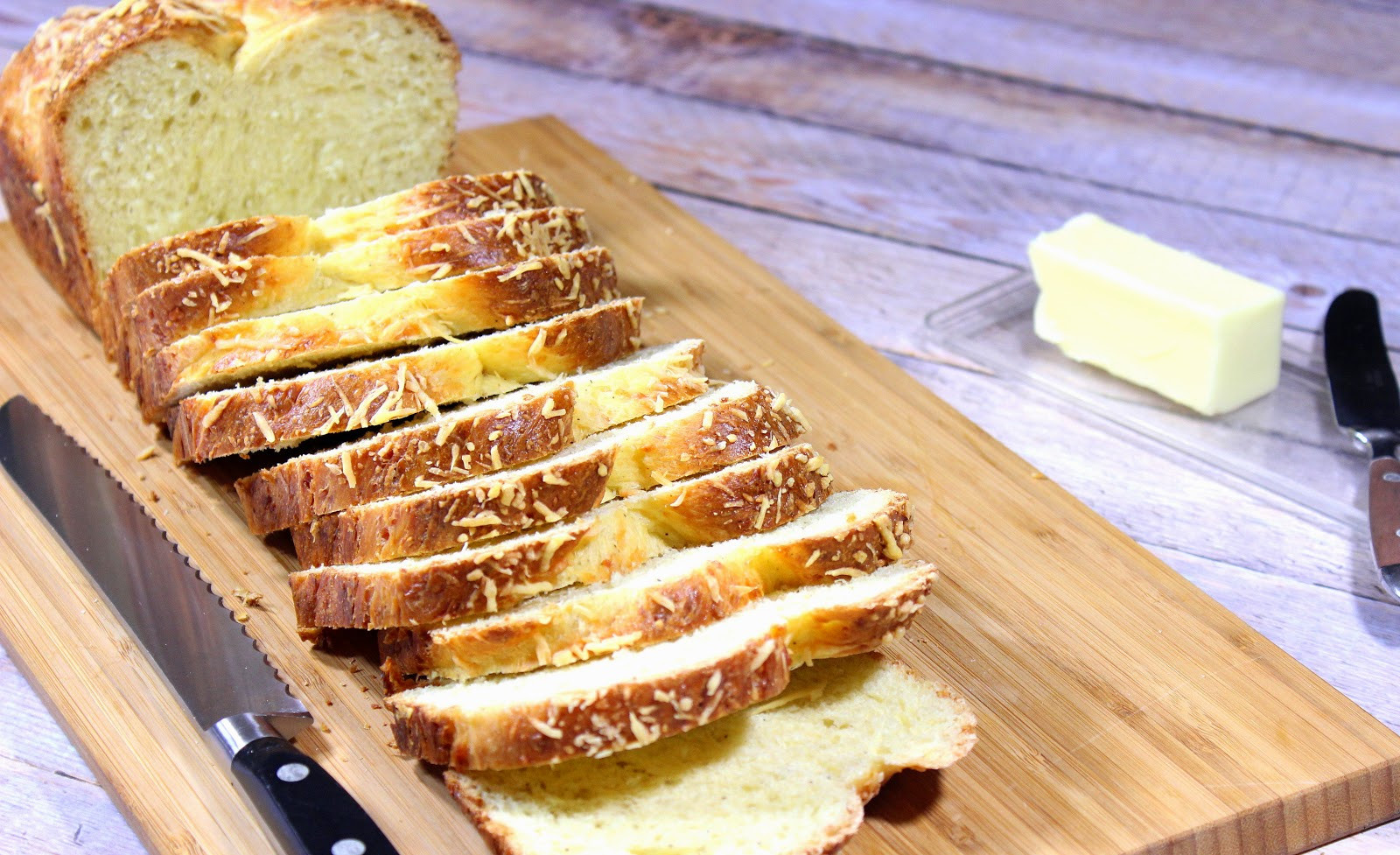 Italian Easter Bread With Meat And Cheese  Kudos Kitchen By Renee Italian Easter Cheese Bread for