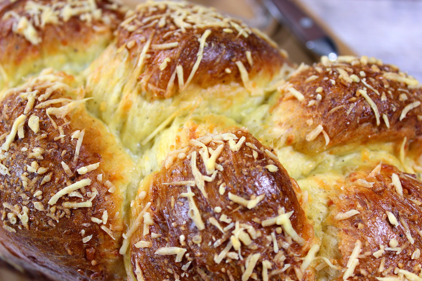 Italian Easter Cheese Bread  Kudos Kitchen By Renee Italian Easter Cheese Bread for