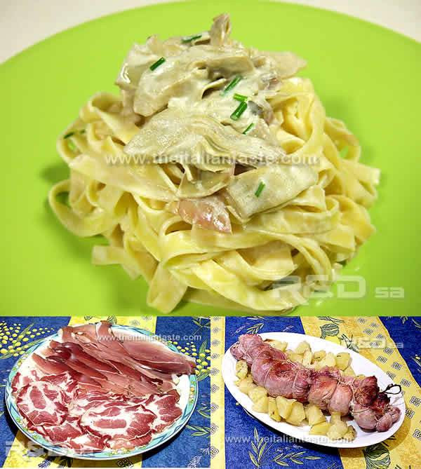 Italian Easter Dinner Menu  Simple Italian Easter menu