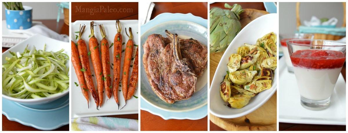 Italian Easter Dinner Menu  Italian Easter Dinner Menu – Mangia Paleo