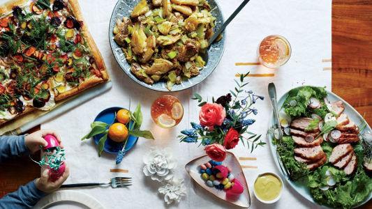 Italian Easter Dinner  Family Table Food Ministries Bath Ny