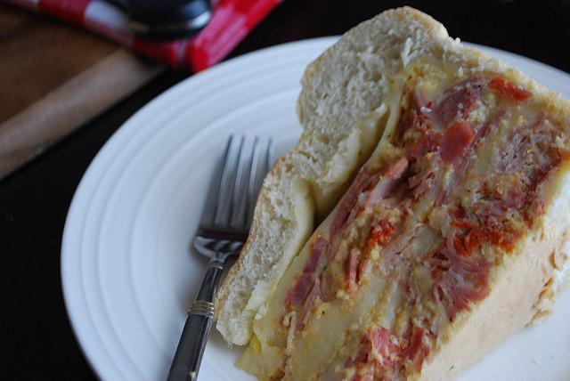 Italian Easter Ham Pie  Pizzagaina Italian Easter Ham Pie Always Order Dessert