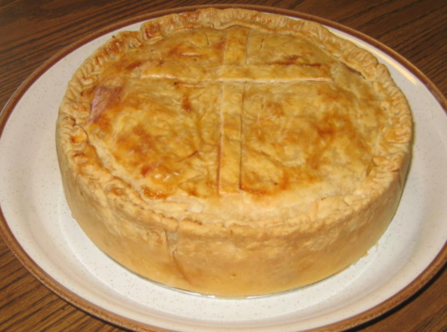 Italian Easter Pie Recipes  Italian Easter Pie Pizza Chena Recipe