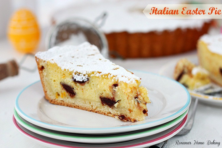 Italian Easter Pie Recipes  Italian Easter pie recipe