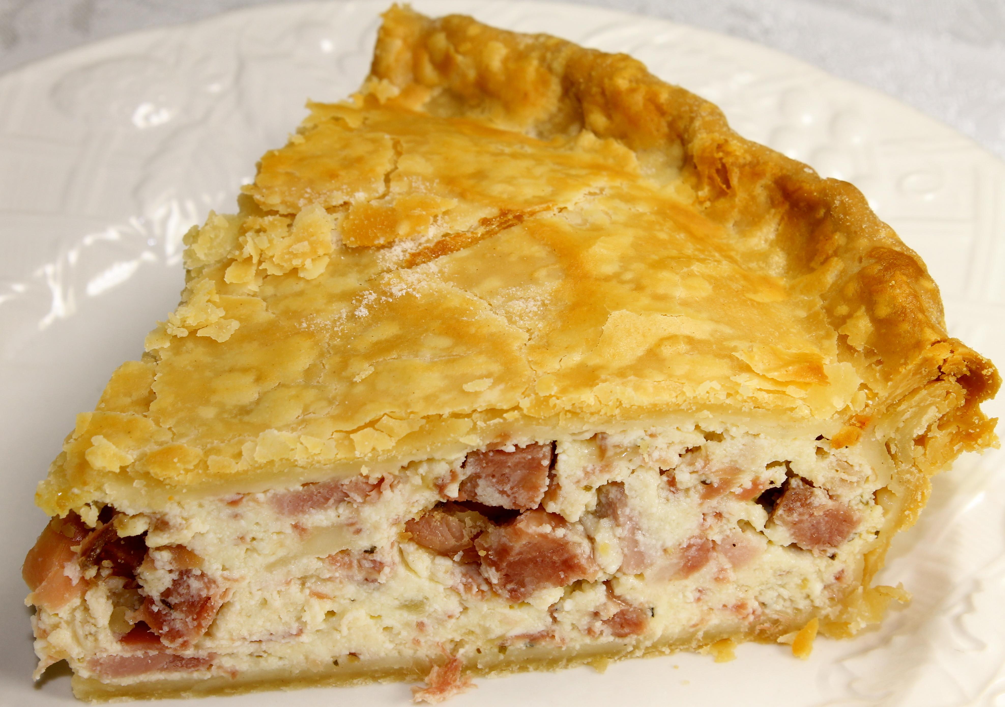 Italian Easter Pie Recipes  traditional italian easter pie
