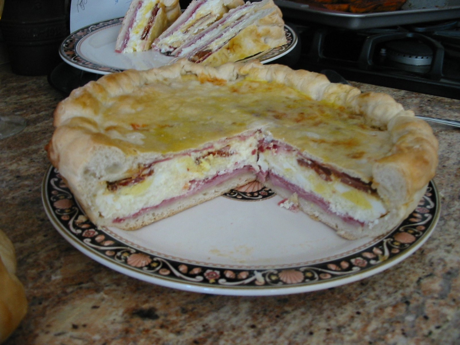 Italian Easter Pie Recipes  Italian Easter Pie
