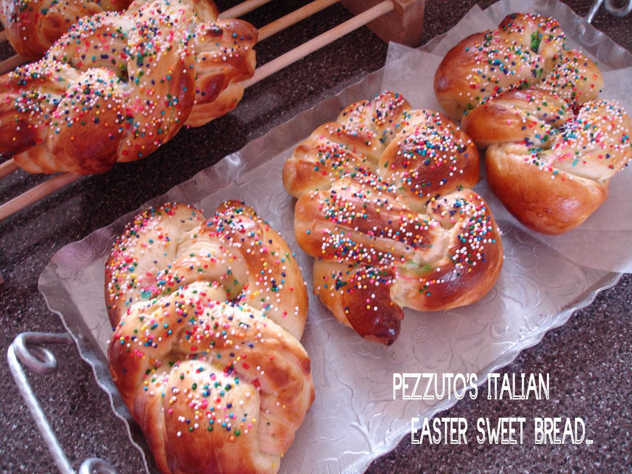 Italian Easter Sweet Bread Recipe  ChiPPy SHaBBy PeePs & Pezzuto s Italian Easter