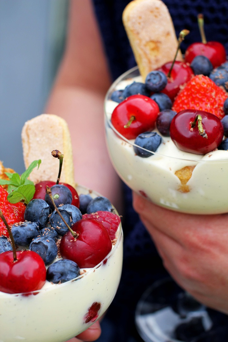 Italian Summer Desserts  17 Best images about Fruits & berries on Pinterest
