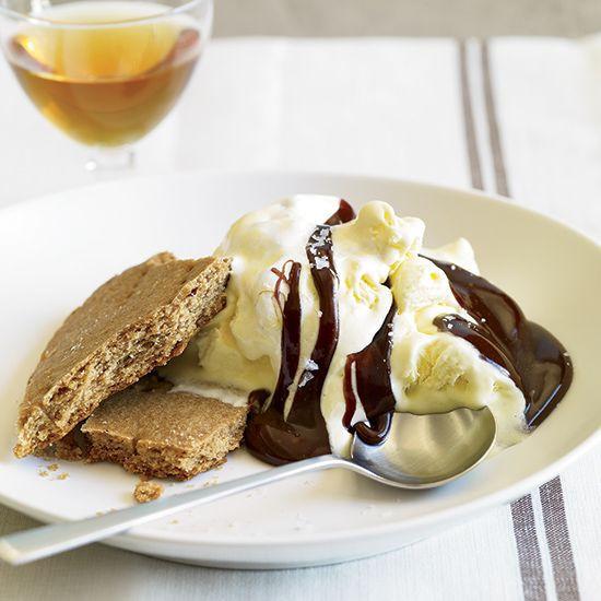 Italian Summer Desserts  Semifreddo S mores Recipe