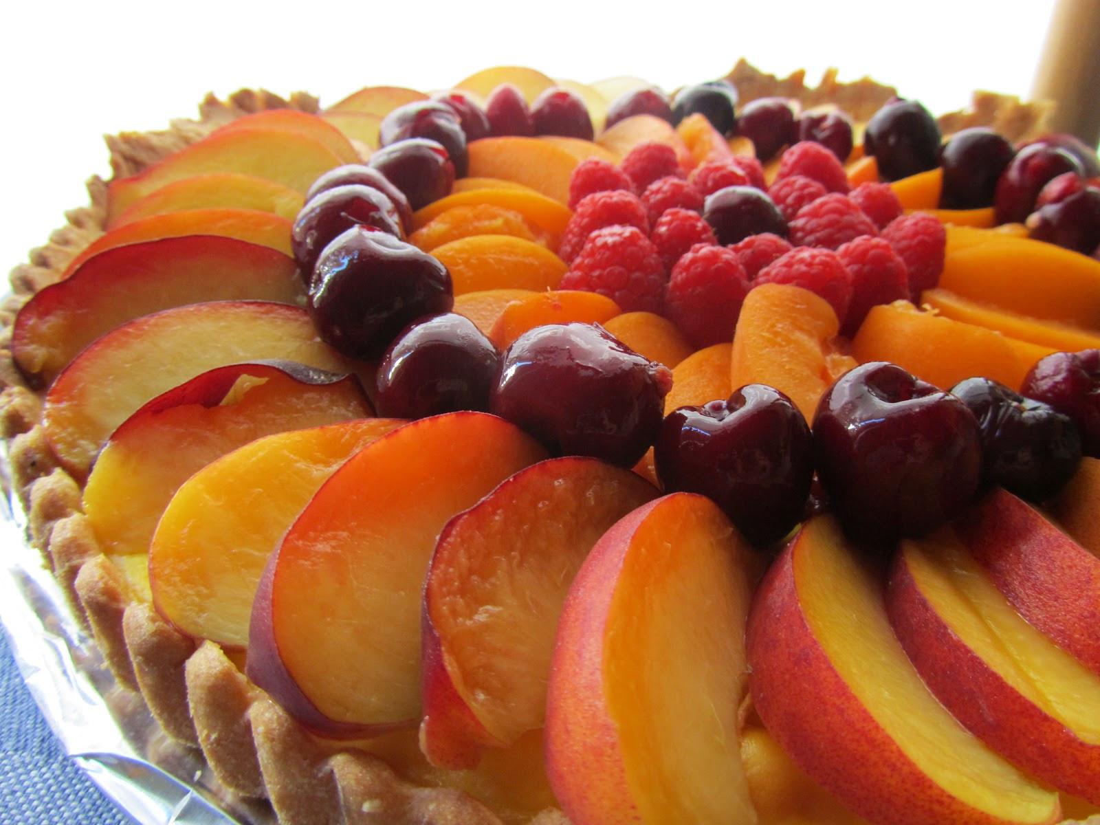 Italian Summer Desserts  Italian Summer Dessert Torta alla Frutta