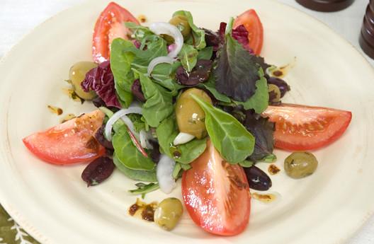 Italian Summer Recipes  Italian Summer Palette Salad Recipe