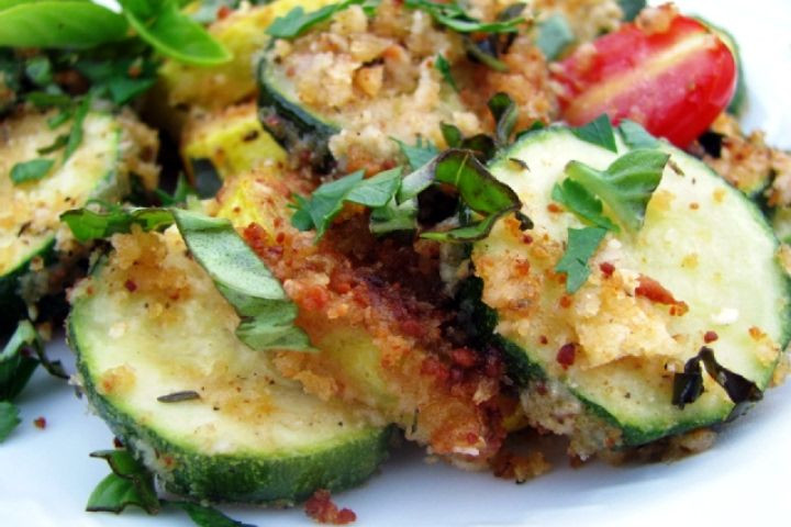 Italian Summer Recipes  Italian Summer Squash Recipe
