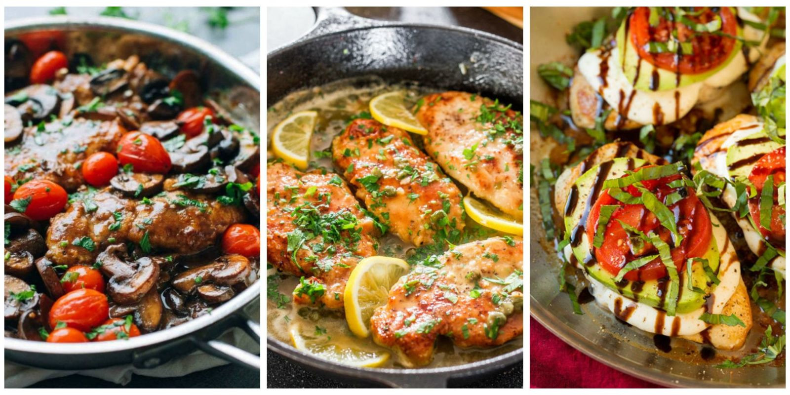 Italian Summer Recipes  Quick And Easy Summer Recipes Cooking Light