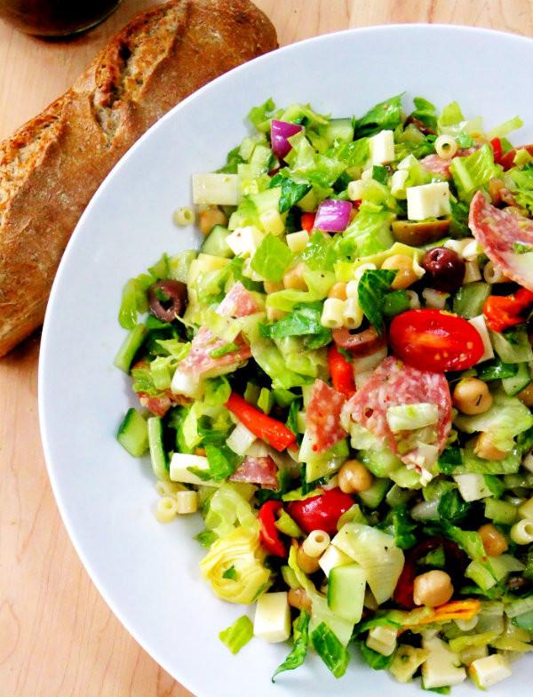 Italian Summer Salads  Summer Salad Sides Proud Italian Cook