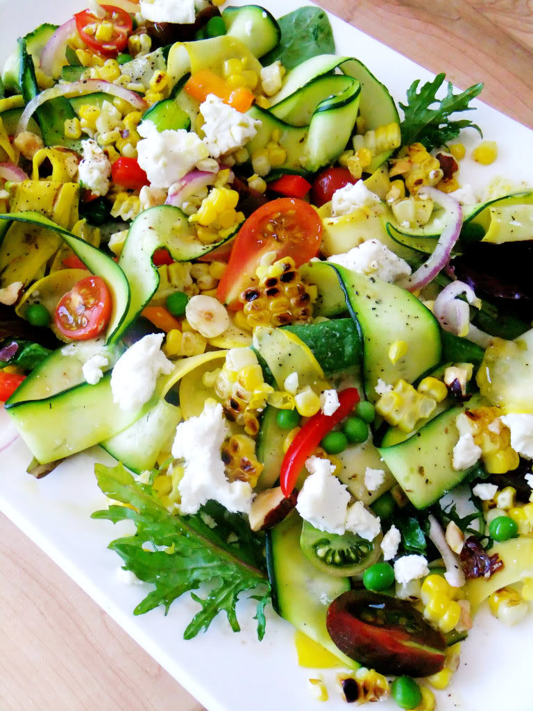 Italian Summer Salads  The Heat Is Proud Italian Cook