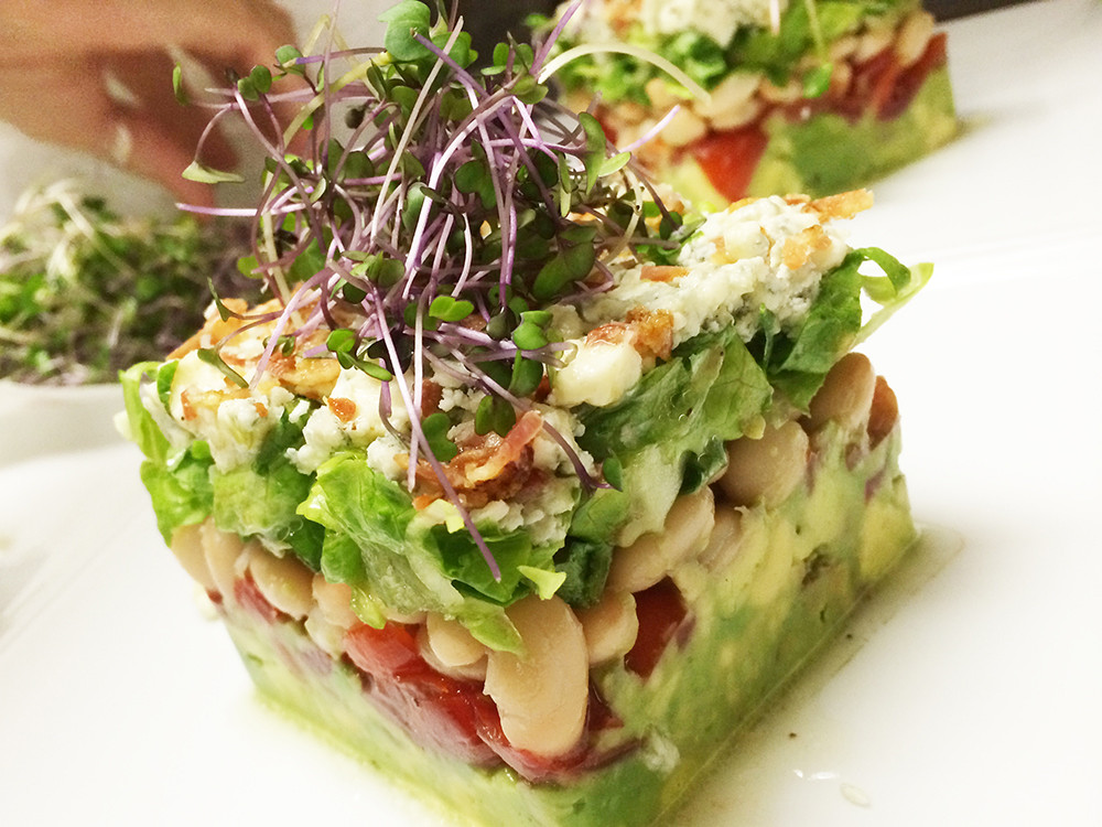 Italian Summer Salads  Italian Summer Stack Salad