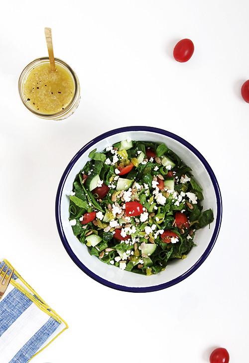 Italian Summer Salads  Italian Summer Salad The Fauxmartha