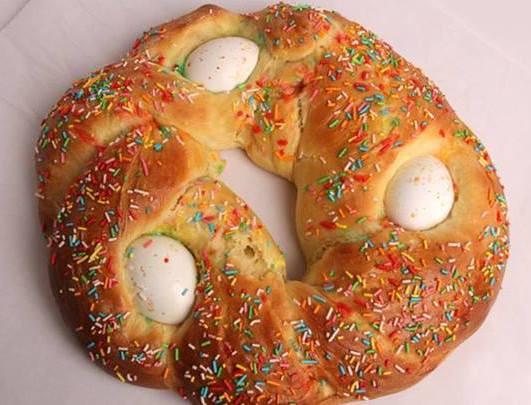 Italian Sweet Easter Bread Recipe  Bread Recipe Italian Easter Sweet Bread By foo