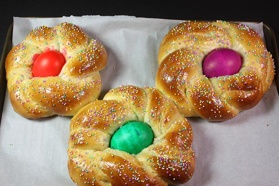 Italian Sweet Easter Bread Recipe  Italian Easter Bread Don t Sweat The Recipe