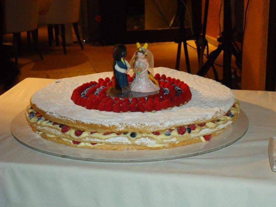 Italian Wedding Cakes  Italian Wedding Cake CakeCentral