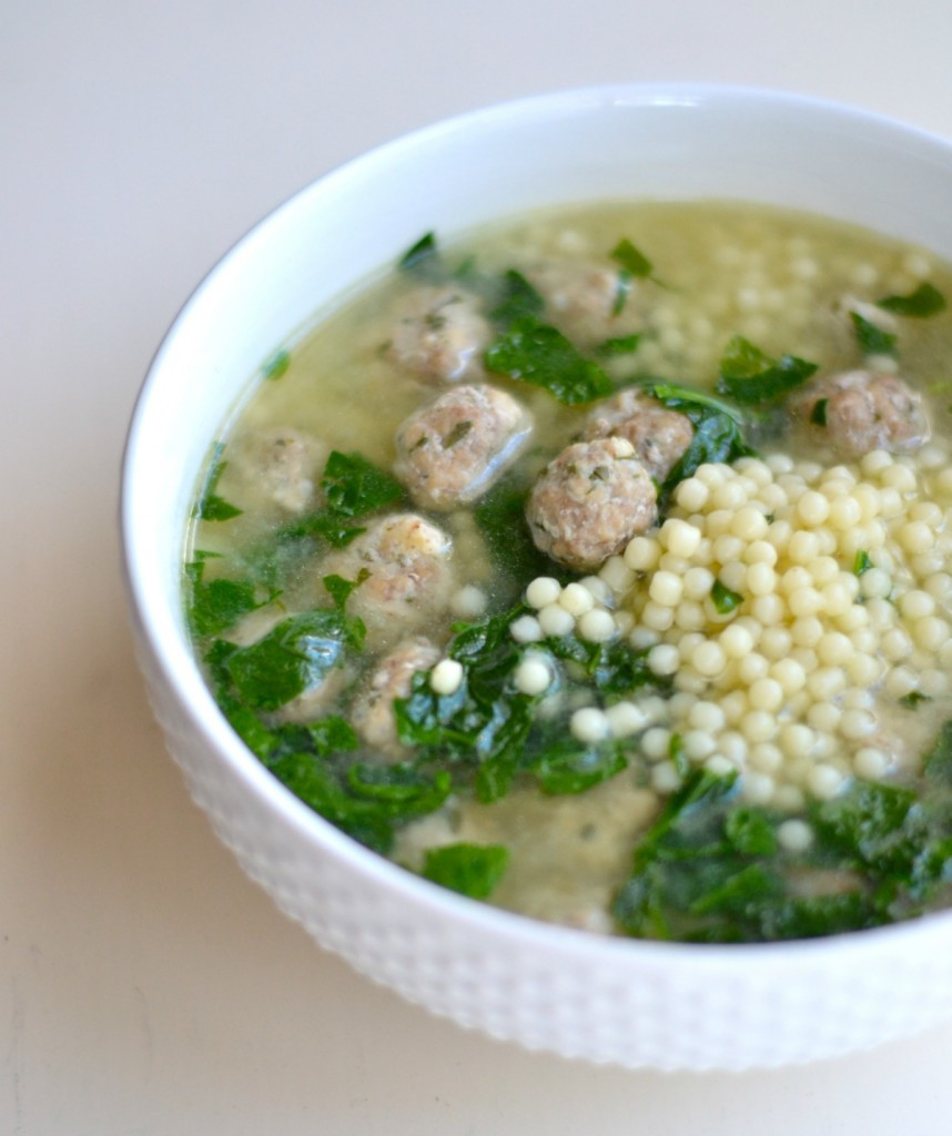 Italian Wedding Soup Recipes Easy  BEST ITALIAN WEDDING SOUP EVER