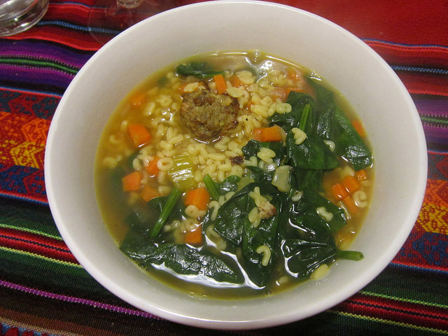 Italian Wedding Soup Recipes Easy  Italian Wedding Soup Recipe