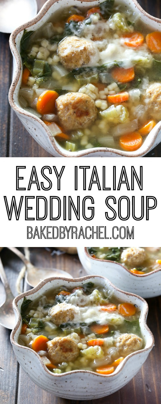 Italian Wedding Soup Recipes Easy  Slow Cooker Italian Wedding Soup