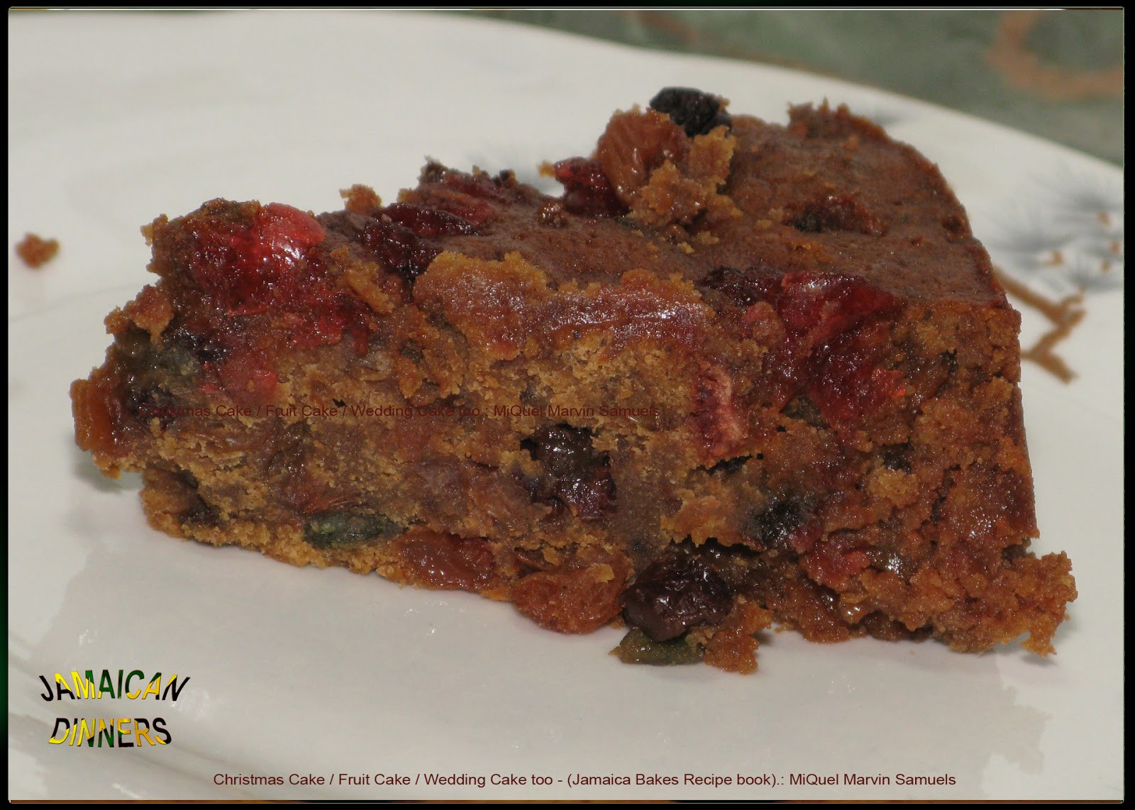 Jamaican Fruit Cake Recipe For Wedding  Jamaican food is nature s foods JAMAICA BAKES Coffee