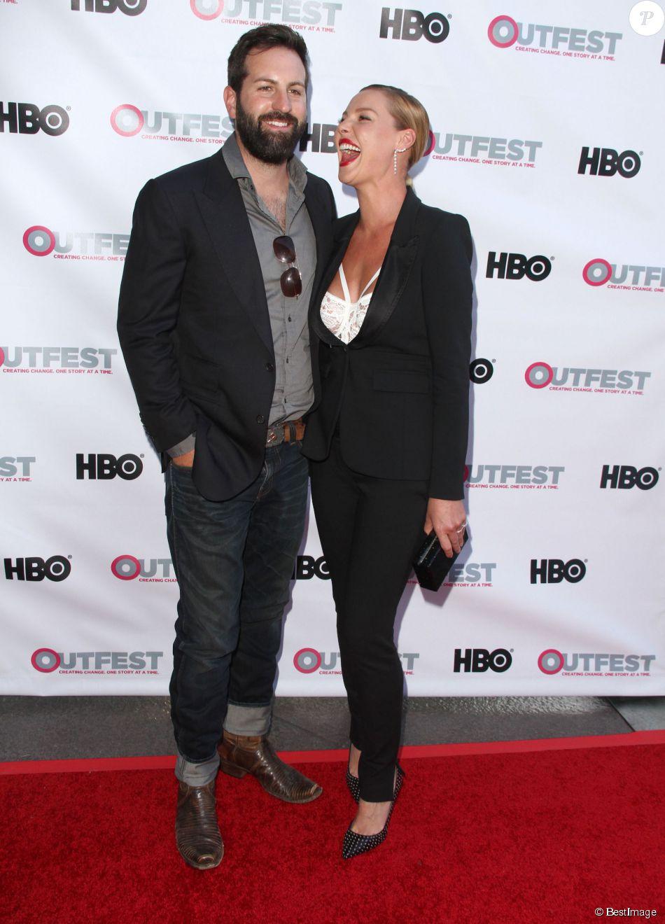 Jenny'S Wedding Cakes  Katherine Heigl et son mari Josh Kelley à la première de