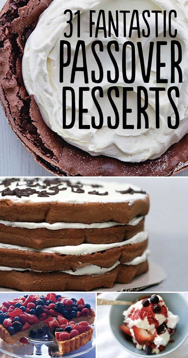 Jewish Desserts For Passover  25 best ideas about Passover desserts on Pinterest