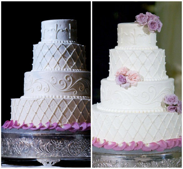 Jewish Wedding Cakes  Philadelphia Modern Jewish Wedding from Langdon
