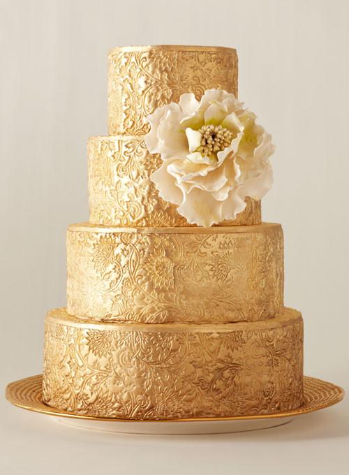 Jewish Wedding Cakes  Gold Medal Wedding Inspiration