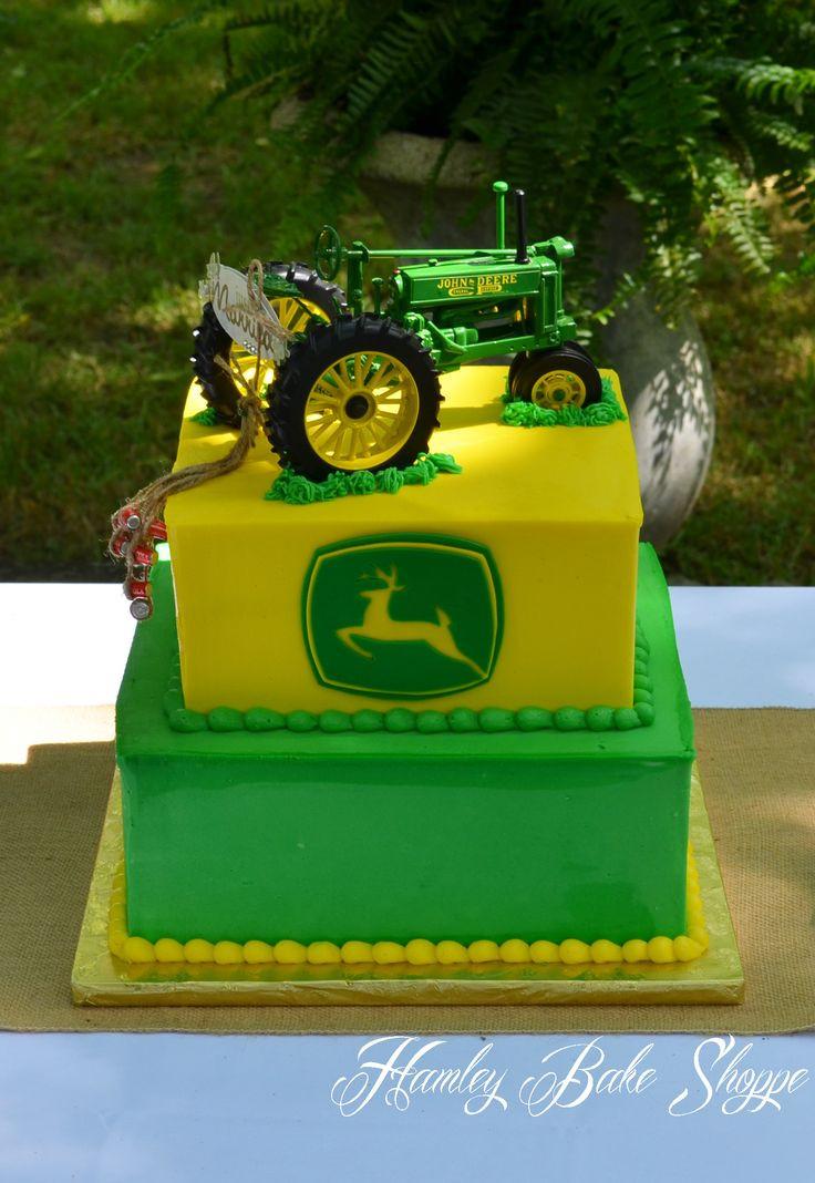 John Deere Wedding Cakes  Best 25 John deere cakes ideas on Pinterest