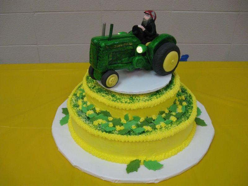John Deere Wedding Cakes  Tips For Make John Deere Cake Chocolate Recipes