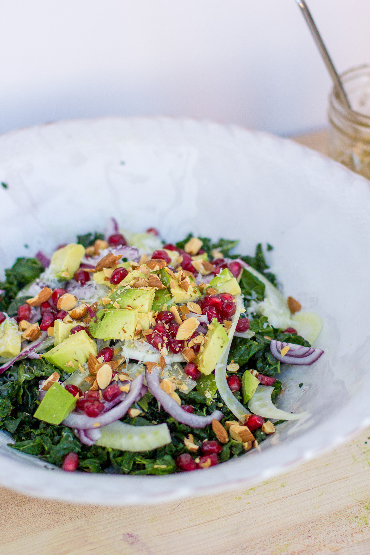 Kale Recipes Easy Healthy  An Easy and Impressive Kale Salad Recipe — Wandeleur