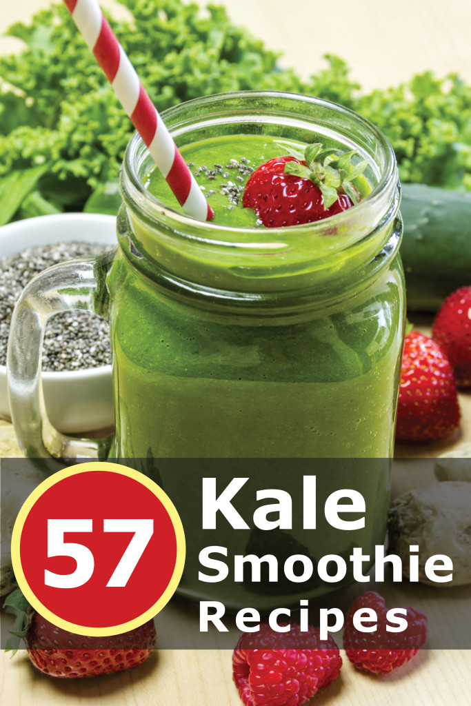 Kale Smoothie Recipes Healthy  57 Amazing Vegan and Paleo Friendly Kale Smoothie Recipes