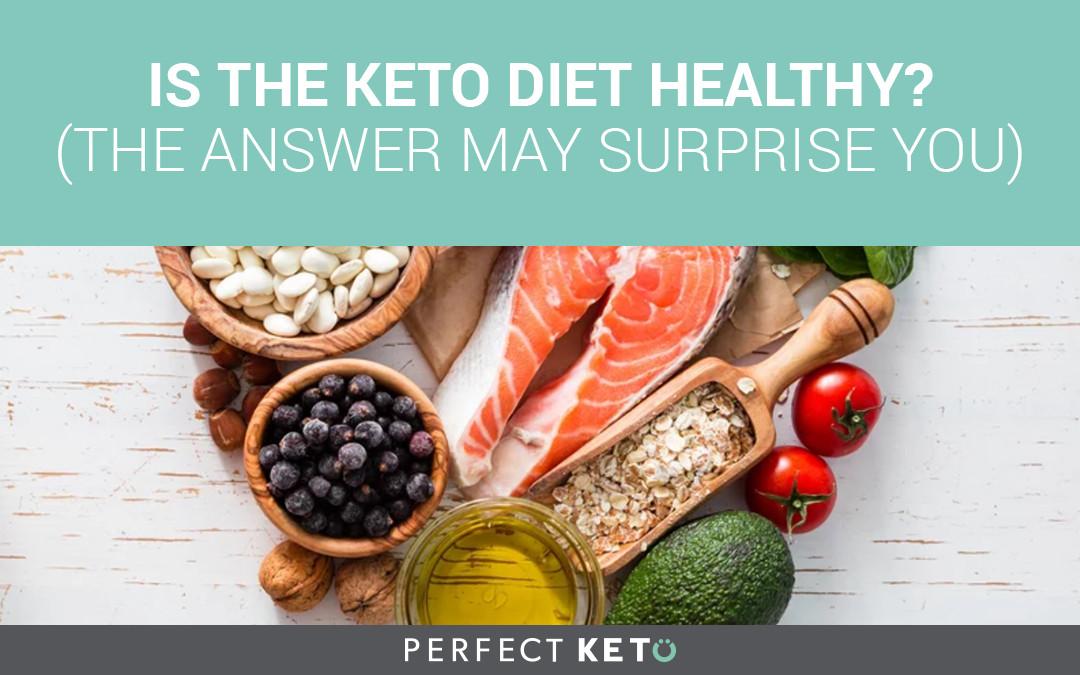 Keto Diet Is It Healthy  Ketosis for Seniors Perfect Keto Exogenous Ketones