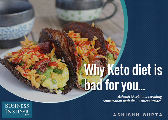 Keto Diet Unhealthy  Why Keto t is bad for you and can prove fatal