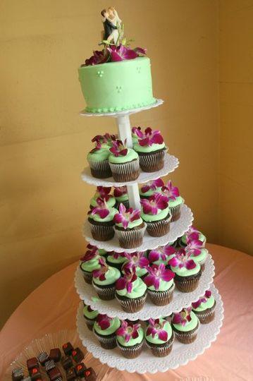 Key West Wedding Cakes  Cakes by Karol Key West Wedding Cake Key West FL