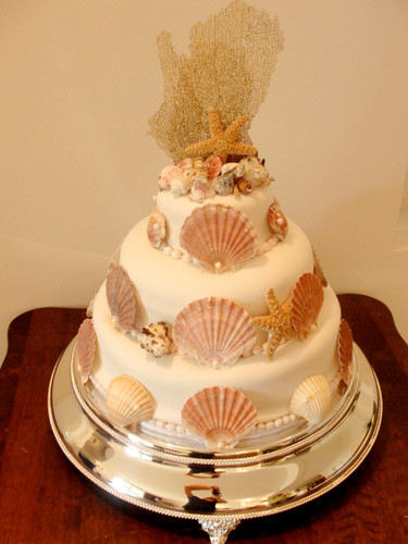 Key West Wedding Cakes  Tysha s blog We will call this cake The Key West Wedding