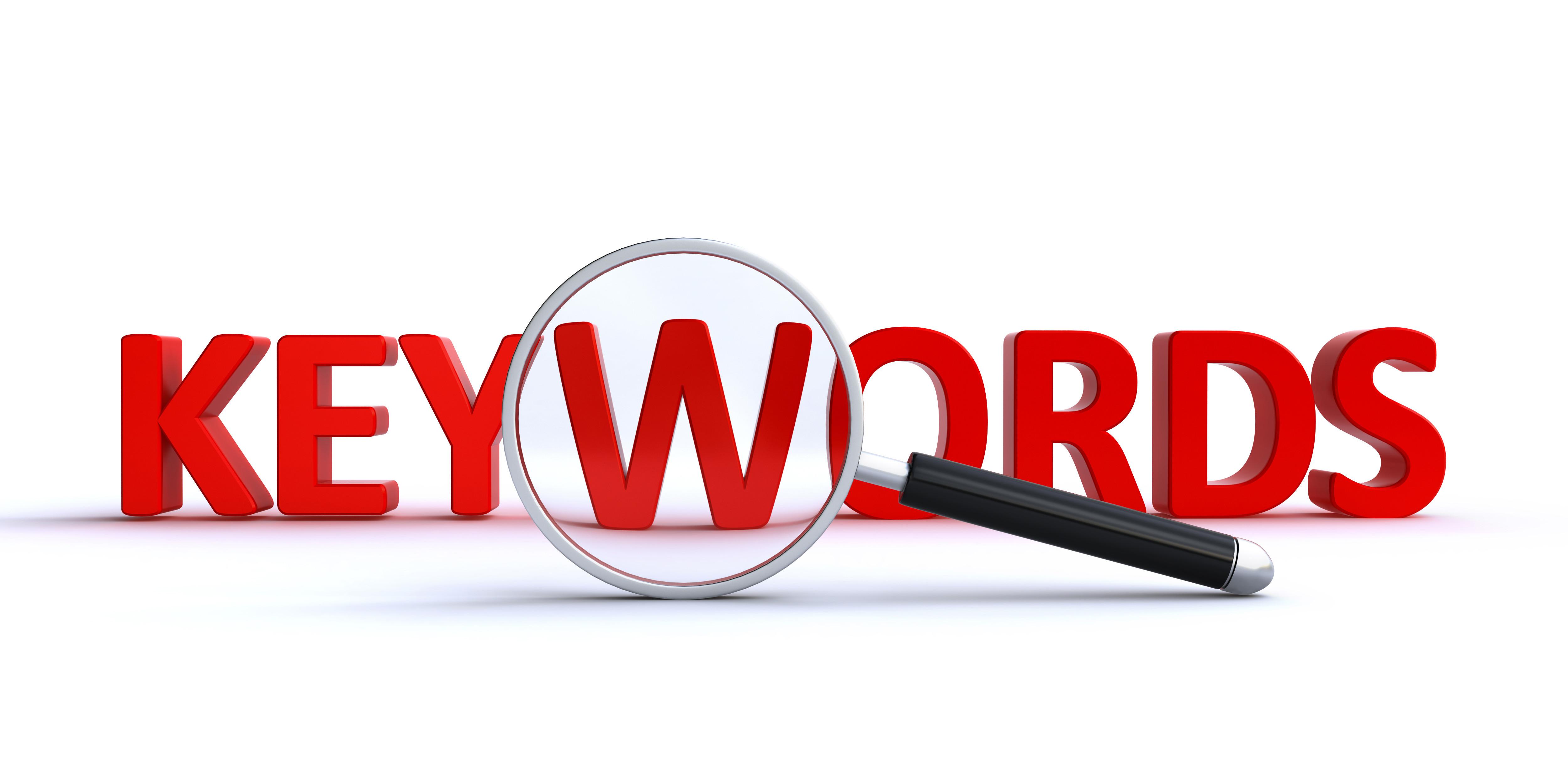 Keyword  Tips for selecting your SEO keywords imarket4u