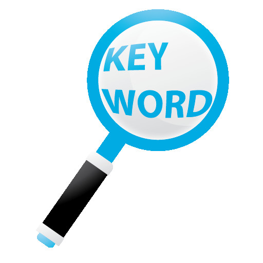 Keyword  Powerful SEO Icon Set by David Robertson