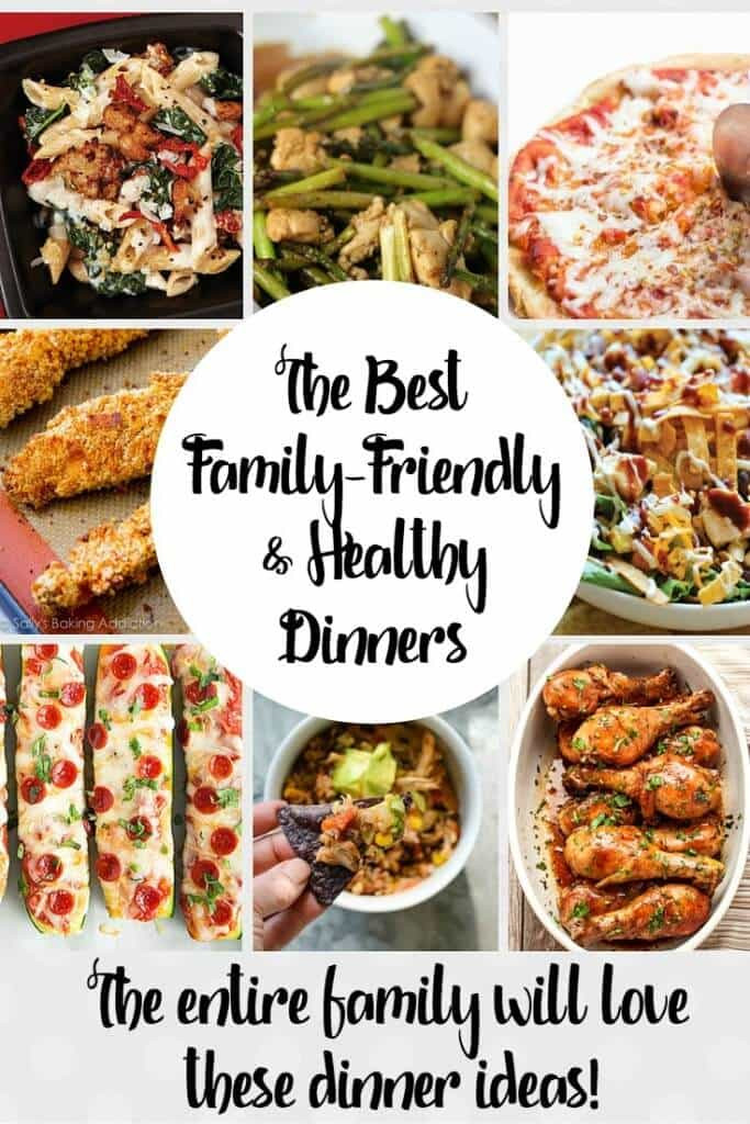 Kid Friendly Healthy Dinners  The Best Healthy Family Friendly Recipes Around Princess
