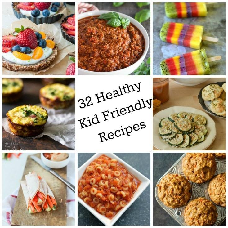 Kid Friendly Healthy Recipes  32 Healthy Kid Friendly Recipes A Cedar Spoon