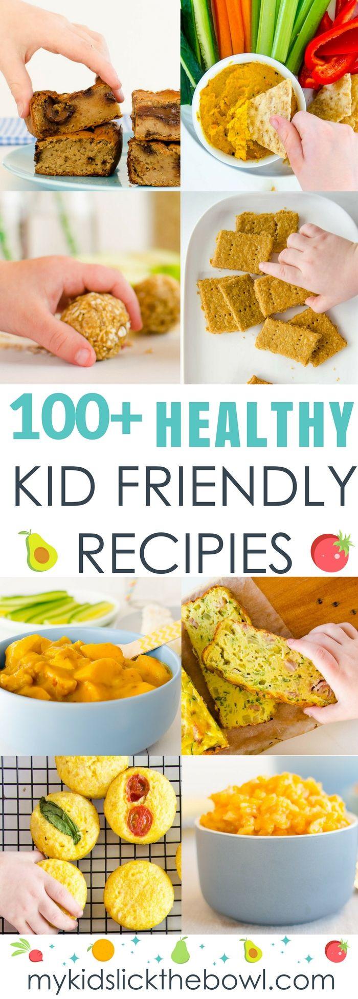 Kid Friendly Healthy Recipes  De 25 bedste idéer inden for Healthy kid friendly recipes
