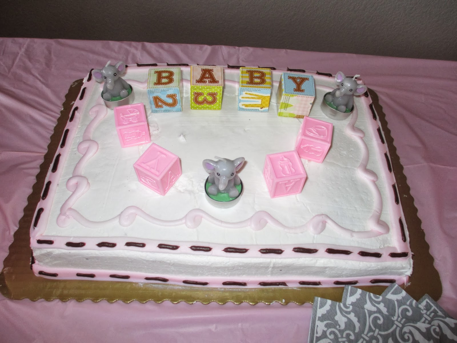 King Soopers Wedding Cakes  Baby Shower Cakes Baby Shower Cakes King Soopers