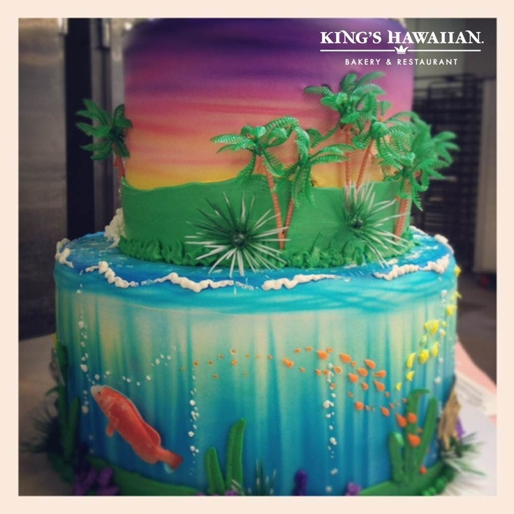 Kings Hawaiian Wedding Cakes  22 best images about King s Hawaiian Specialty Cakes on