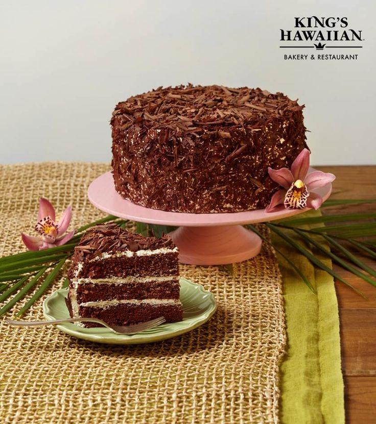 Kings Hawaiian Wedding Cakes  King s Hawaiian Dream Cake chocolate